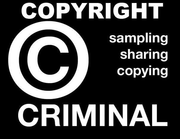 ¿ Qué estamos escuchando ahora ? Copyrightcriminal